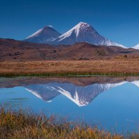 Три вулкана :: Денис Будьков