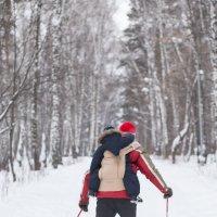 Бросай курить, вставай на лыжи) :: Мария Арбузова