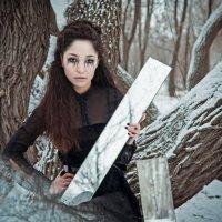 Колдунья :: Светлана Кудеринова