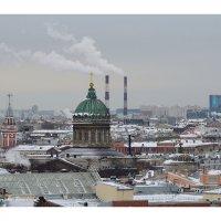 Если в городе твоём снег... :: Марина Павлова