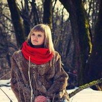 ещё зима :: Алёна Горбылёва