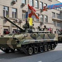 Боевая машина пехоты БМП-3 :: Владимир Тарасов