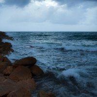 Тьма, пришедшая со Средиземного моря... :: Юрий Вайсенблюм