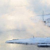мороз и туман :: Зоя Яковлева