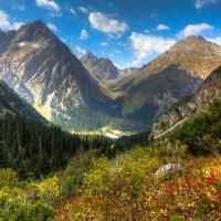 Ayu-Tor view\Вид на Медвежье ущелье.. :: TravelUp .
