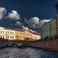 Прогулки по воде :: Serge Riazanov