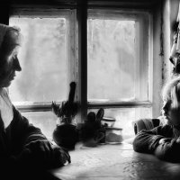 Бабушка, расскажи страшилку! :: Владимир Исаев