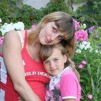 Мама и дочь (IMG_6148) :: Виктор Мушкарин (thepaparazzo)