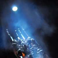 Ночной шашлык :: Сергей Хекало