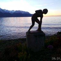 Женевское озеро :: Виолетта Козырева