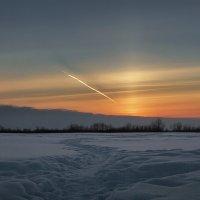 ещё один закат :: Андрей Чуманов