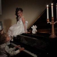 Принц и принцесса :: Олег Загорулько
