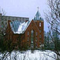 церковь евангельских христиан баптистов :: Сергей Кочнев