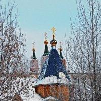 Часовня :: Yury Olenin
