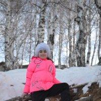 Зимняя прогулка :: Ксения
