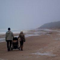прогулка по морю :: Диана Матисоне