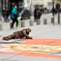 уличный художник :: Jurijs Suhodolskis