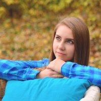 Осень -время поэтов и загадочных женщин ... :: Ксения Заводчикова