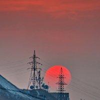 морозный восход :: Ingwar