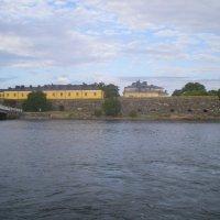 Крепость «Свеаборг». Финляндия. 2012г. :: Мила