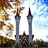 Уфа, Ляля-Тюльпан, комплекс мечеть медресе :: Константин Вавшко