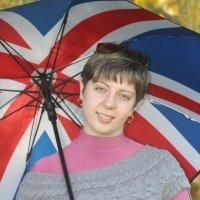 Под лондонским зонтом :: МАРИНА шишкина