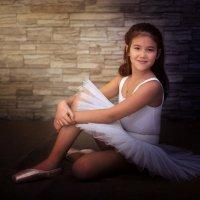 Юная балерина :: Татьяна Курамшина