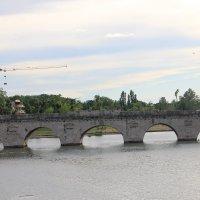 """Міст """"Тіберіо"""" м.Ріміні Італія :: Ludmila Пир"""