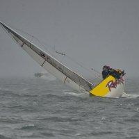 гонка в погоду на грани шторма :: Ingwar