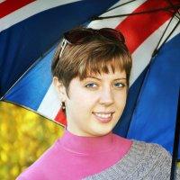 лондонский зонтик :: МАРИНА шишкина
