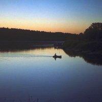 За полчаса до восхода :: Сергей Тарабара