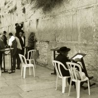 Израиль. Иерусалим. Стена плача. :: Edward J.Berelet