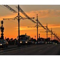 Навстречу закату.. :: Марина Павлова