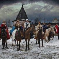 Перед Царской охотой :: Виктор Перякин
