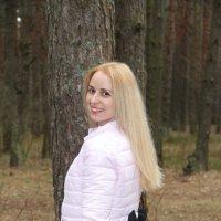 в  лесу :: Марина R