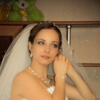 невеста Ольга :: Дмитрий Ломакин