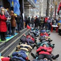 У прокуратуры Украины :: Сергей Рубан