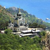 Храм Воскресения Христова в Форосе :: Нилла Шарафан
