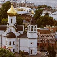 Крыши города :: Александр Табаков
