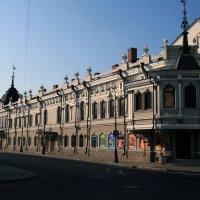 одно из любимых зданий Казани :: Лидия кутузова