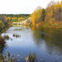 Осенние берега :: Александр Щеклеин