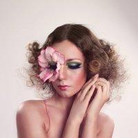 нежный цветок :: Юлиана Дёмина