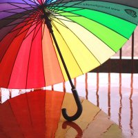 Летний дождь :: Наталья Казанцева