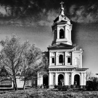 Монастырь :: Юрий Кудрявцев