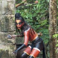 Потомок древней цивилизации Майя :: Борис Гольдберг