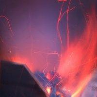 Кузница. Рождение огня :: Марина Морозова