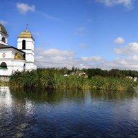 Возрождение храма :: Ольга Волкова