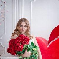Букет роз :: Ольга Тельнова
