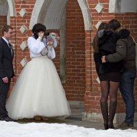 Свадебная фотосессия :: Елена Жукова