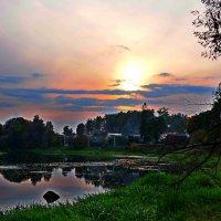 закат :: Андрей Куприянов